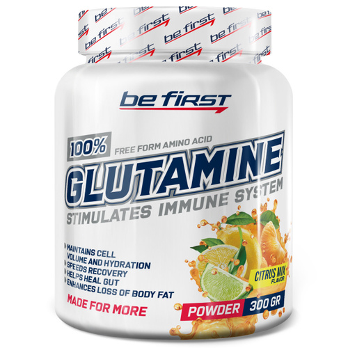 Glutamine Powder, 300г