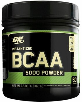 BCAA 5000 Powder, 345г