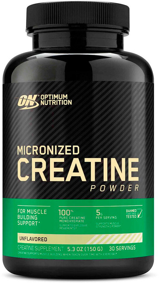 Creatine Powder Micronized, 150г