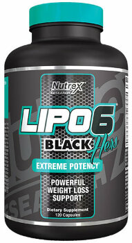 Lipo 6 Black Hers, 120 капсул