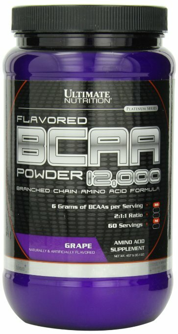 BCAA 12000 Powder, 450г
