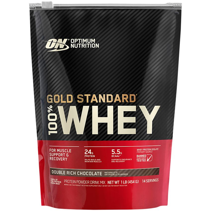 Gold Standard 100% Whey, 454г
