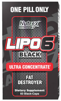 Lipo 6 Black Ultra Concentrate, 60 капс.