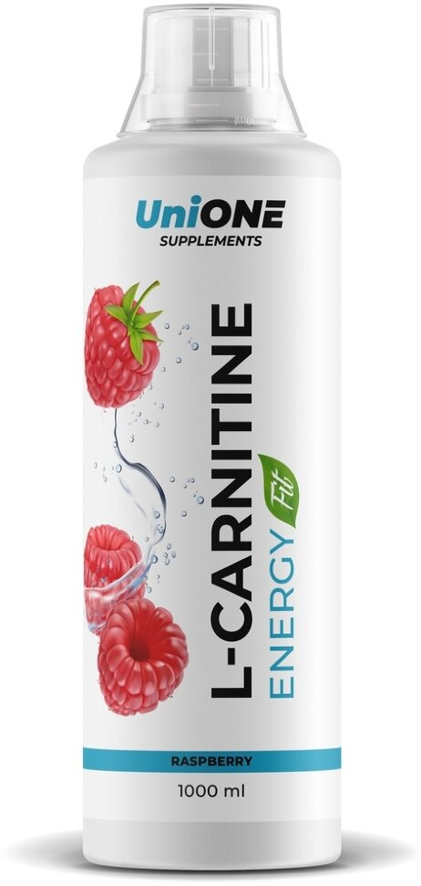 L-Carnitine Energy Fit, 1000мл