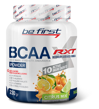 BCAA RXT powder, 230г