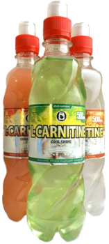 L-Carnitine bottle, 500мл