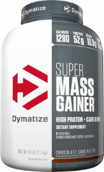 Super Mass Gainer, 2700г