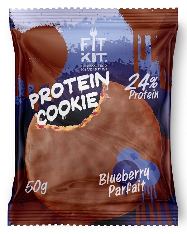 Protein chocolate cookie, 50г