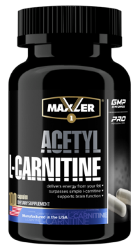 Acetyl L-Carnitine, 100 капсул