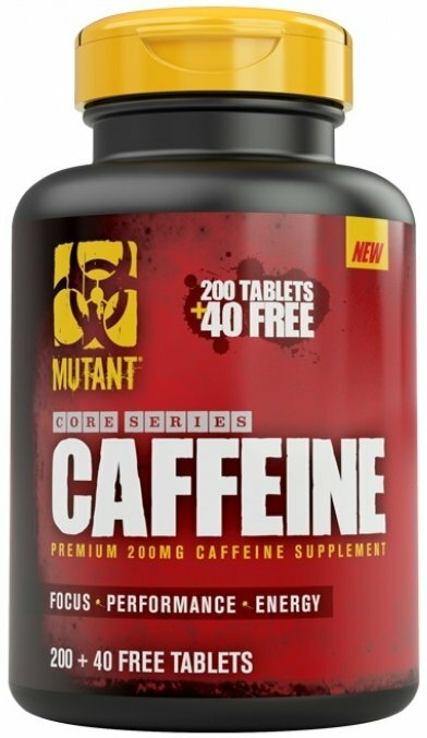 Caffeine Core Series, 240 таб.