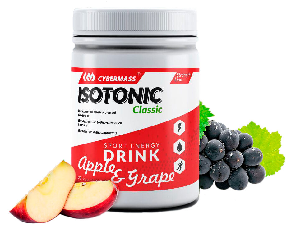 Isotonic Classic, 600г