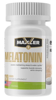Melatonin 3 мг, 120 табл.