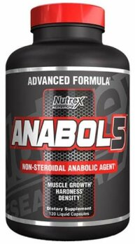 Anabol 5, 120 капсул